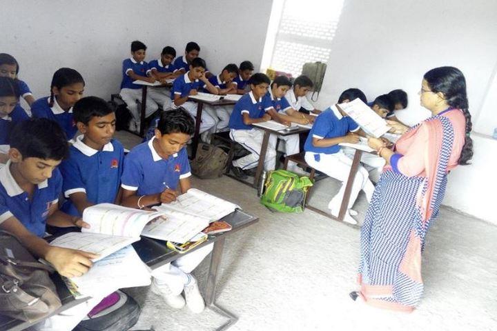 Dronacharya International School-Class Room