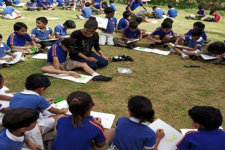 Dronacharya International School-Drawing