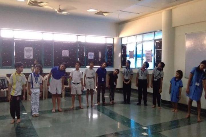 Dronacharya International School-Exercise