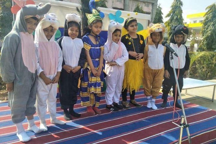 Dronacharya International School-Fancy Dress
