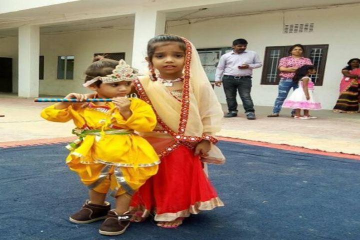 Dronacharya International School-Festival Celebrations