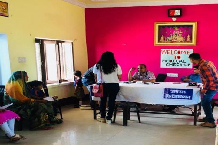 Dronacharya International School-Health and Medical Checkup