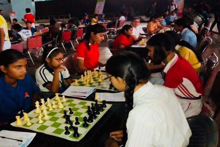 Dronacharya International School-Indoor Games