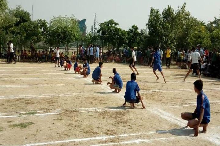 Dronacharya International School-Sports