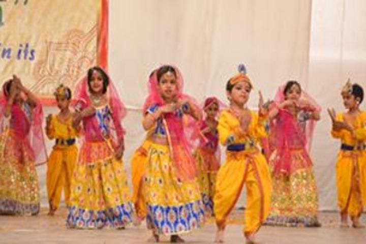 Dundlod Public School-Cultural Dance