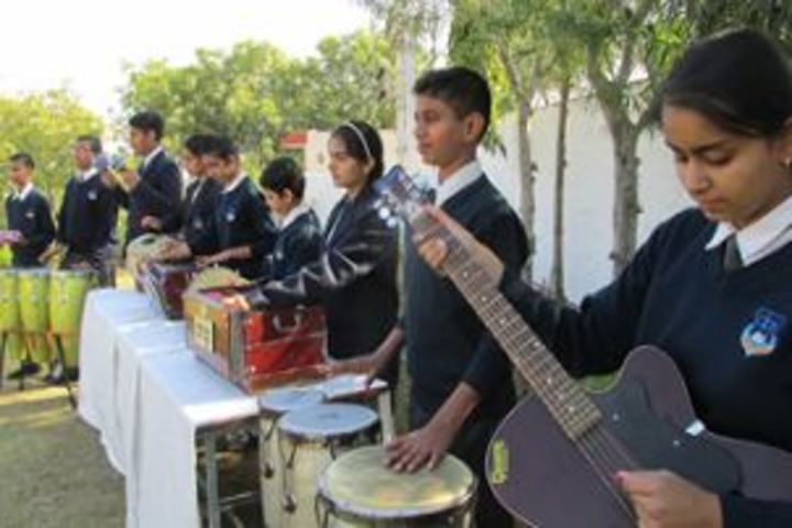 Dundlod Public School-Music