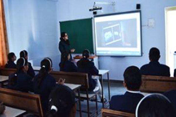 Dundlod Public School-Smart Class