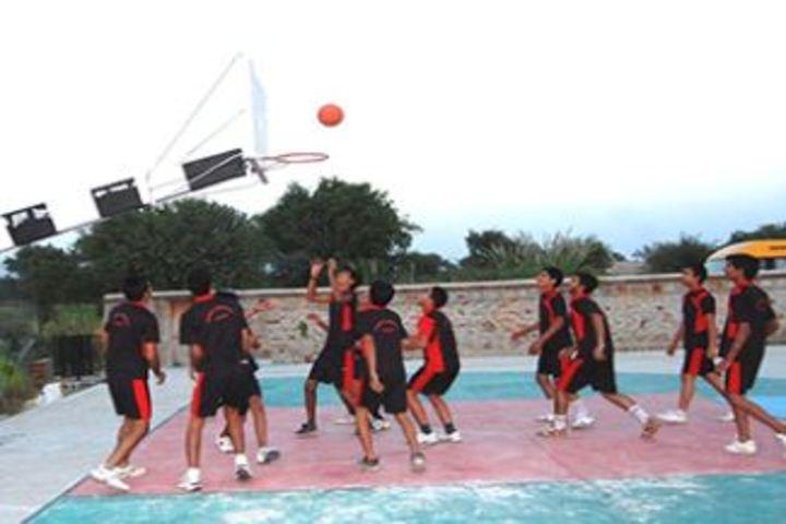 Dundlod Vidyapeeth-Basket Ball