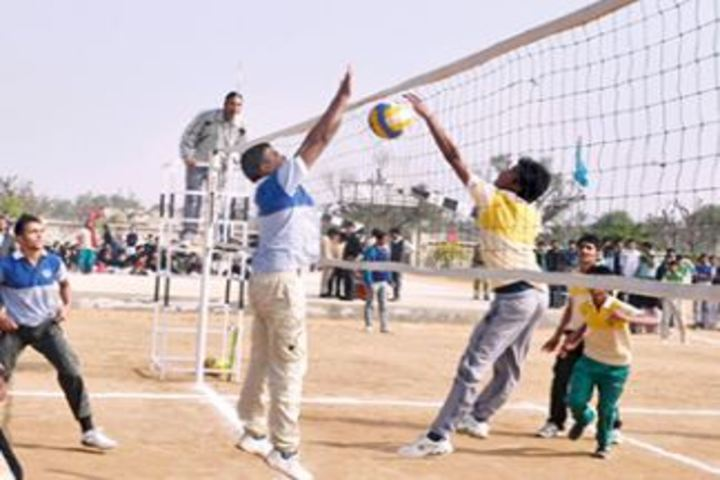 Dundlod Vidyapeeth-Sports