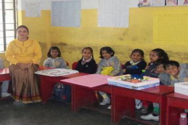 Dungarpur Public School-Activities