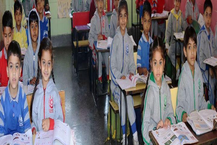 Dungarpur Public School-Class Room