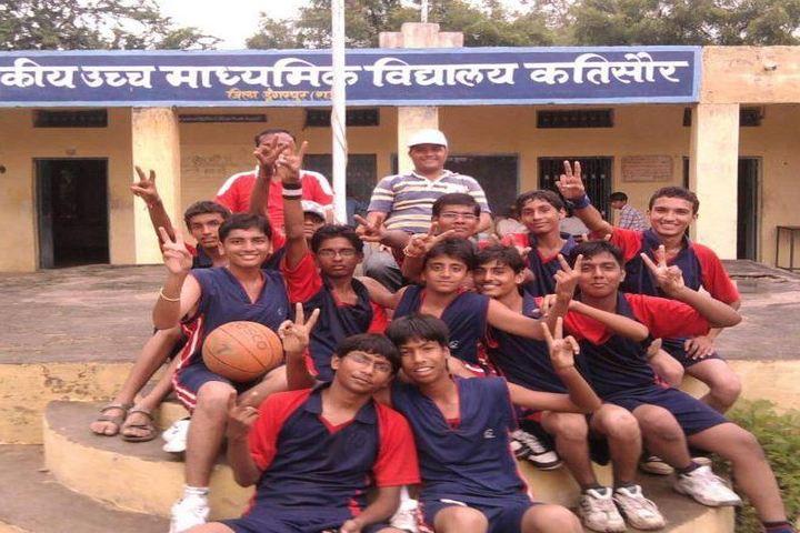 Dungarpur Public School-Foot Ball Winners