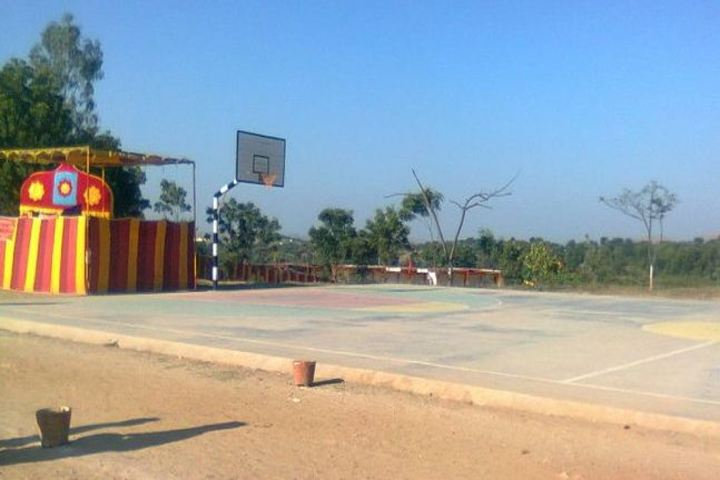 Dungarpur Public School-Play Ground