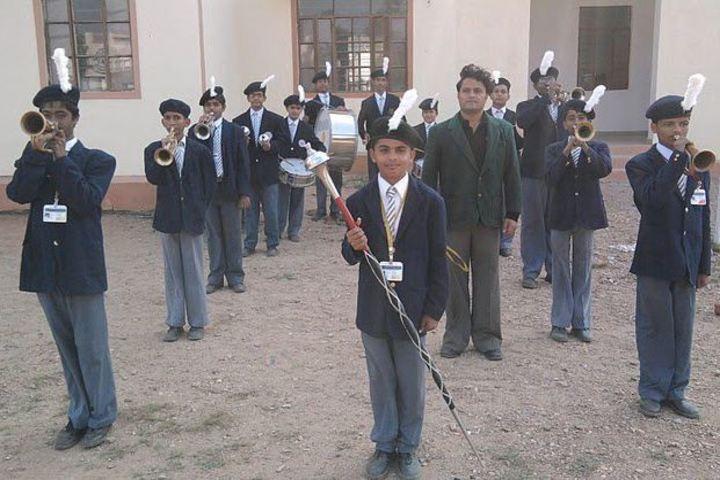 Dungarpur Public School-School Band