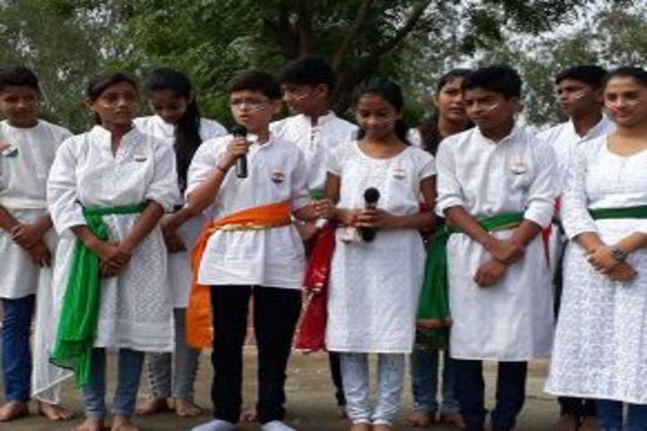 Dungarpur Public School-Sports