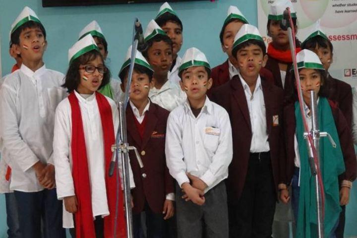 Edify World School-Republic Day Celebrations