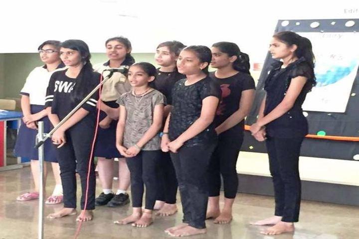 Edify World School-Singing