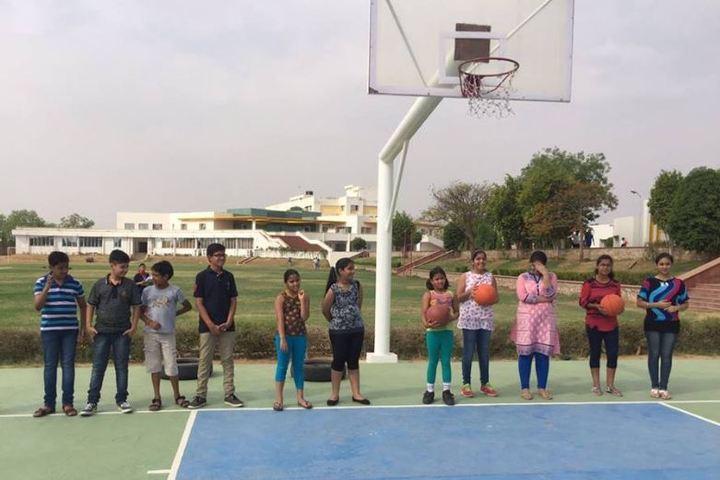 Edify World School-Basket Ball