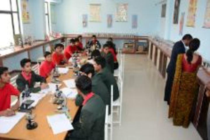 Eklavya International Academy-Biology Lab