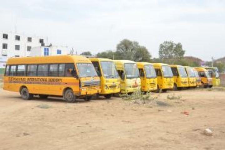 Eklavya International Academy-Transport