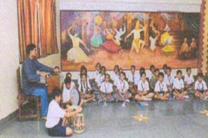 Ekta Public School-Music
