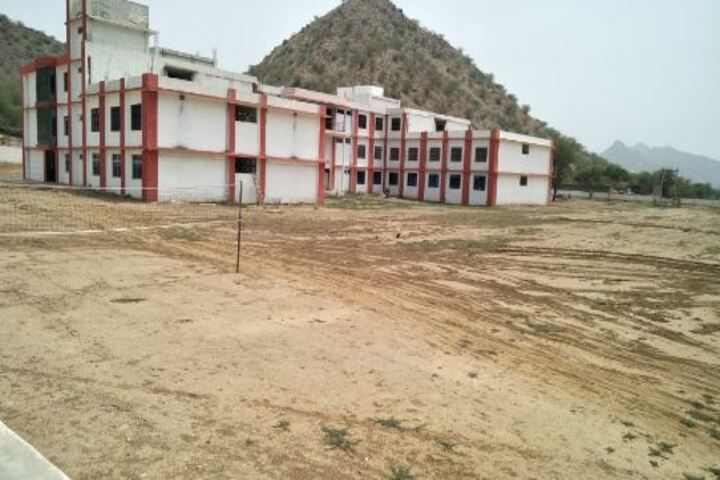 Ekta Public School-Play ground