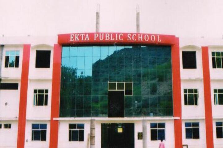 Ekta Public School-School