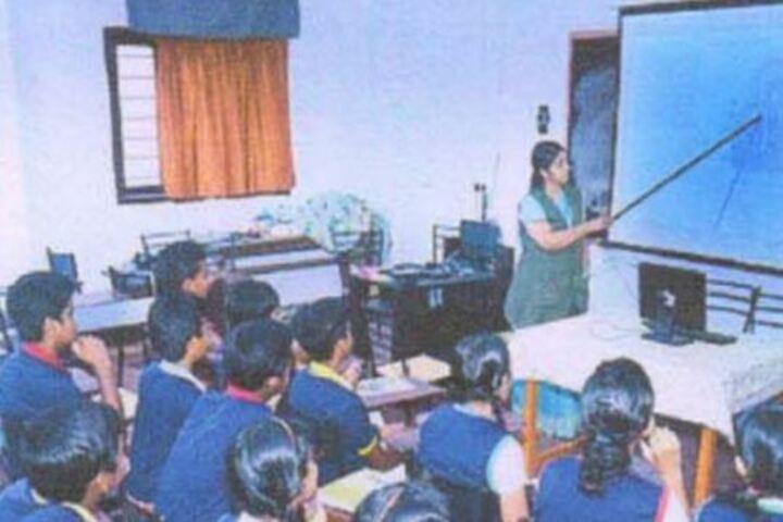 Ekta Public School-Smart Classes