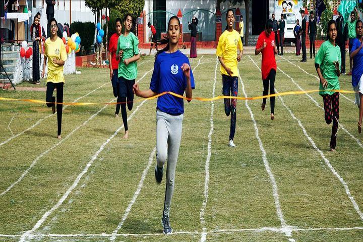 Emmanuel Mission School-Running