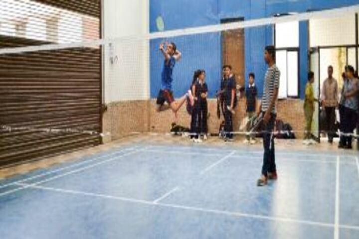 Emmanuel Mission School-Indoor Games
