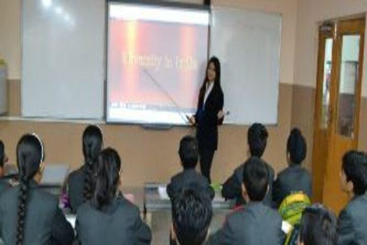 Emmanuel Mission School-Smart Class