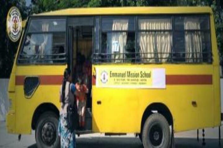 Emmanuel Mission School-Transport