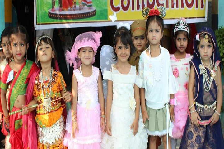 Emmanuel Mission Senior Secondary School- Fancy Dress Competition