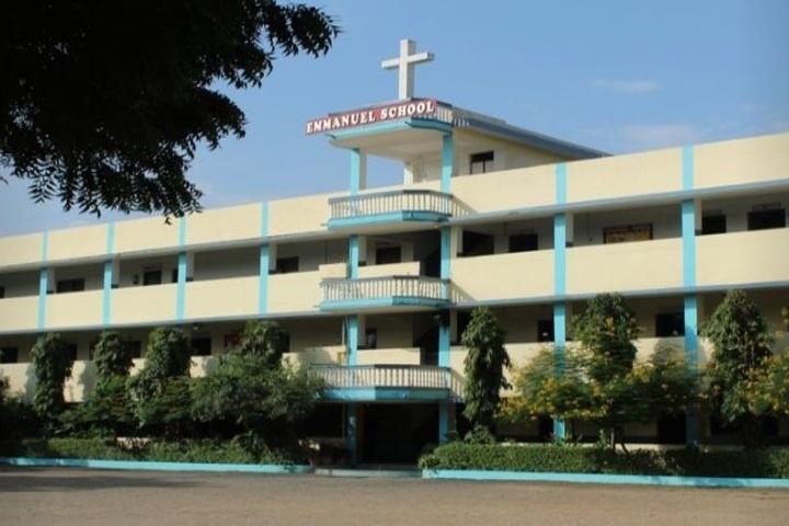 Emmanuel Mission Senior Secondary School- School Building