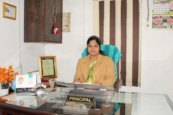 Emmanuel Mission Senior Secondary School-Principal