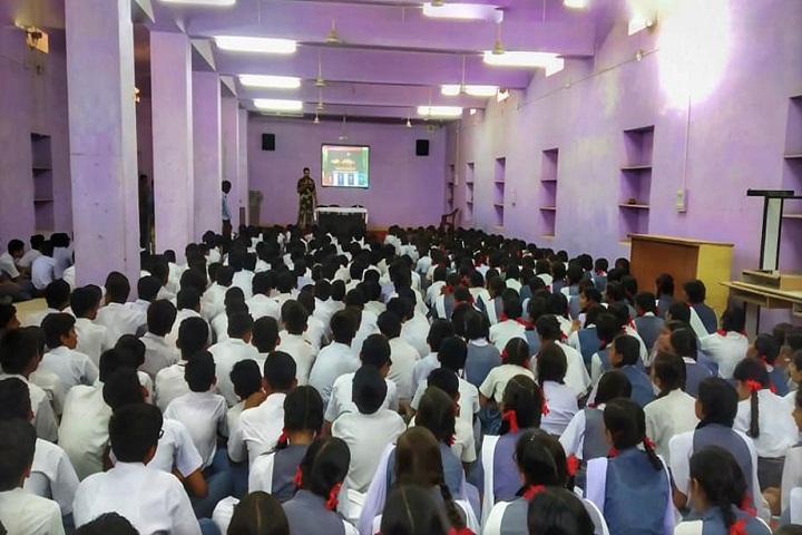 Emmanuel Mission Senior Secondary School-Seminar Room