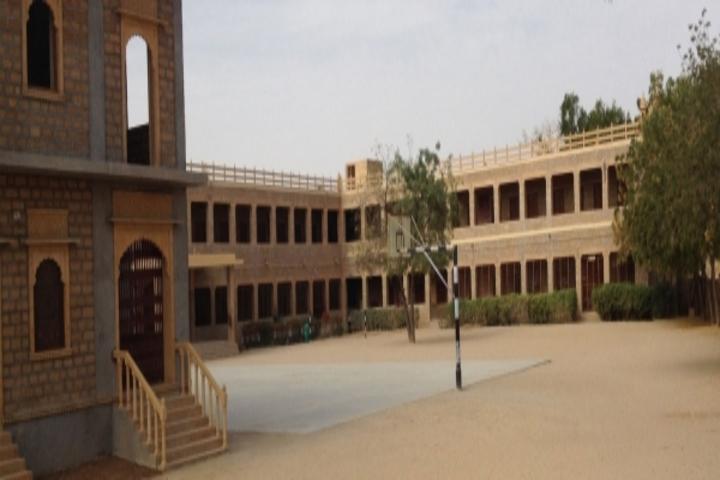 Emmanuel Mission Senior Secondary School-School Building
