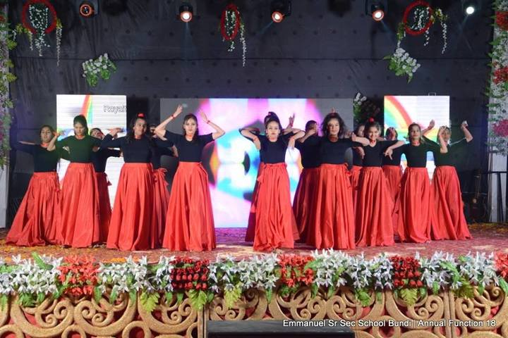 Emmanuel Senior Secondary School-Annual Function