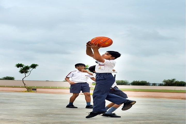 Euro International School- Basket Ball