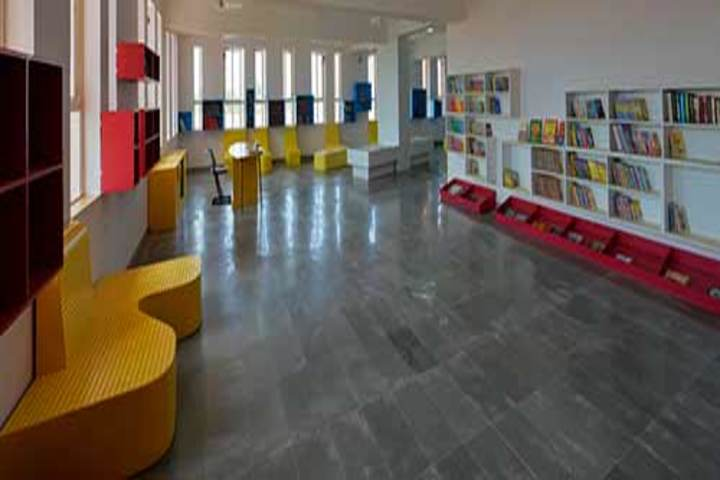Euro International School- Library