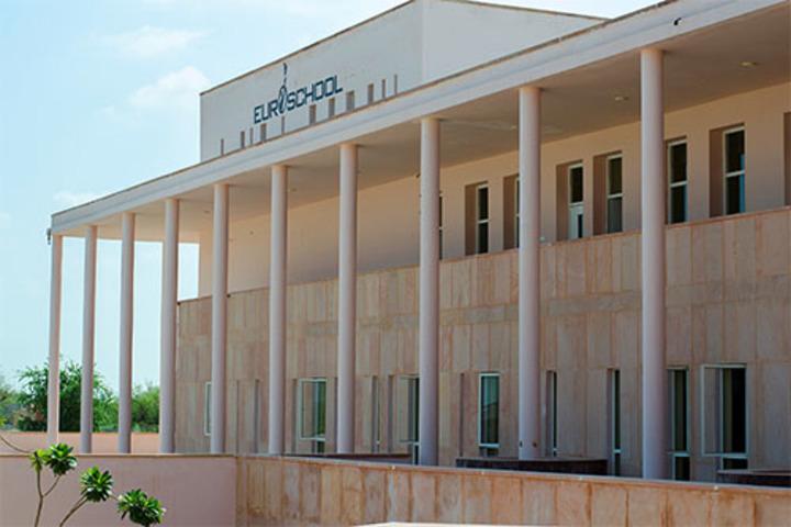 Euro International School- School Building