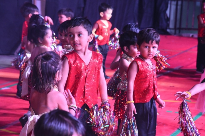 Evolution International School-Annual Day2