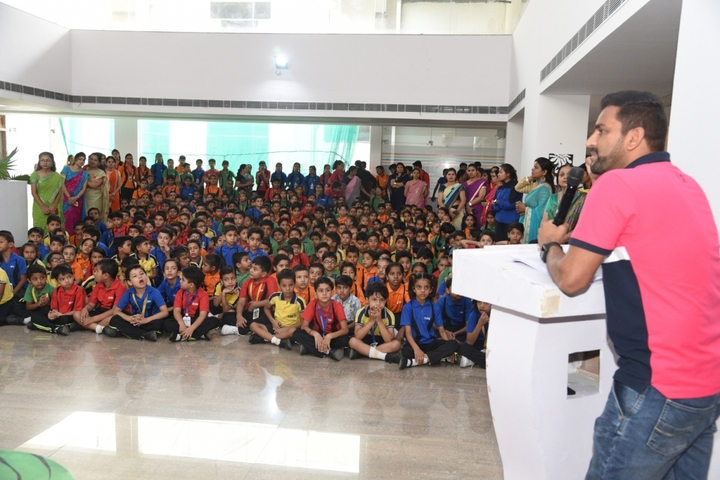 Evolution International School-Auditorium