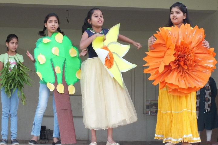 Evolution International School-Earth Day Skit