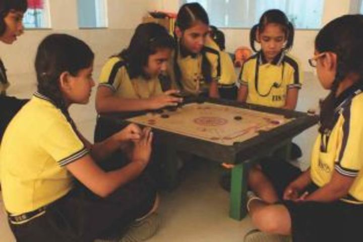 Evolution International School-Indoor Games
