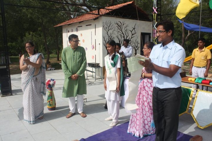 The Fabindia School-Investiture Ceremony