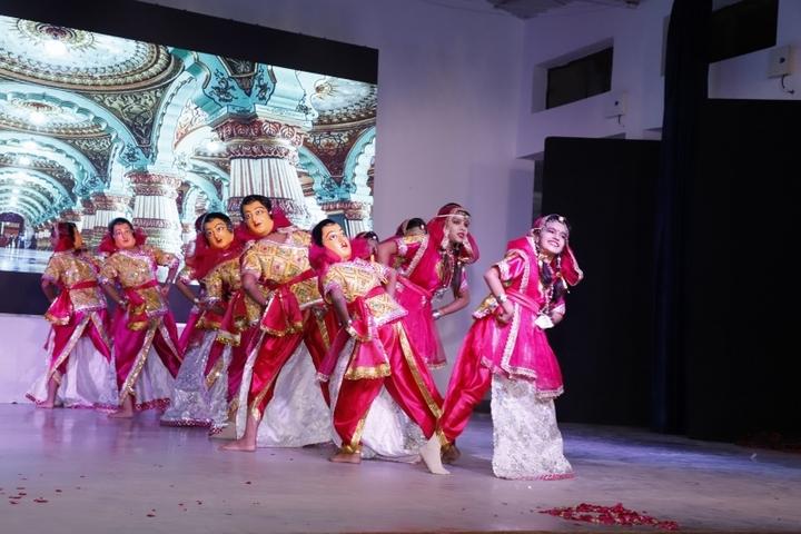 Fateh Public School-Dance