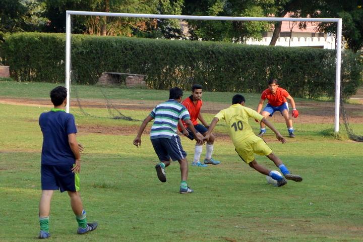 Fateh Public School-Football
