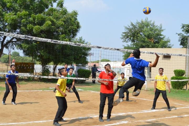 Fateh Public School-Games