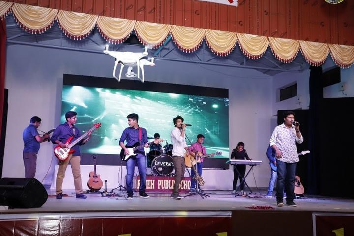 Fateh Public School-Singing